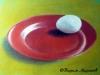 Натюрморт с яйцом