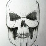 Как учиться рисовать или при чем тут череп?