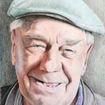 Рисование портрета цветными карандашами — опрос