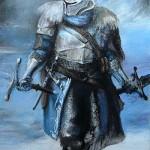 Безымянный герой из Dark Souls