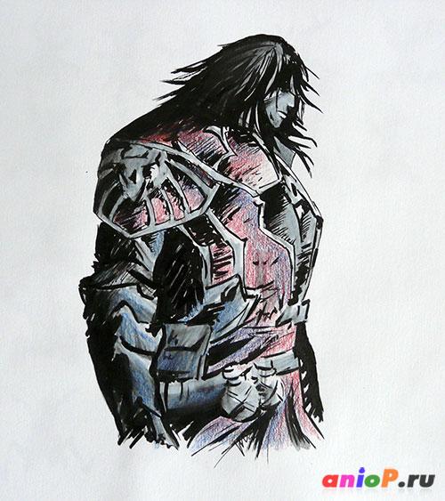 Габриэль Бельмонт. Castlevania: Lords of Shadow 2