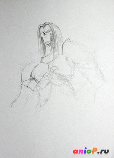 Рисунок смерти darksiders 2