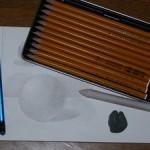 Материалы для рисования картин простым карандашом