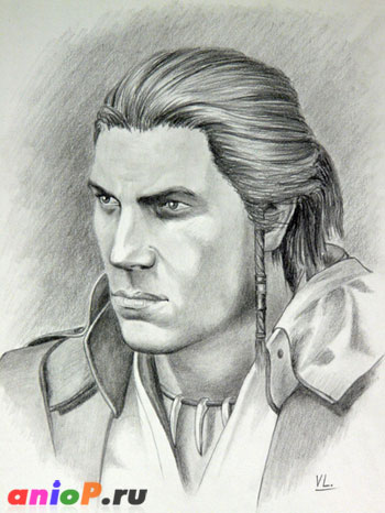 "Коннор ""Assassin's Creed 3"""